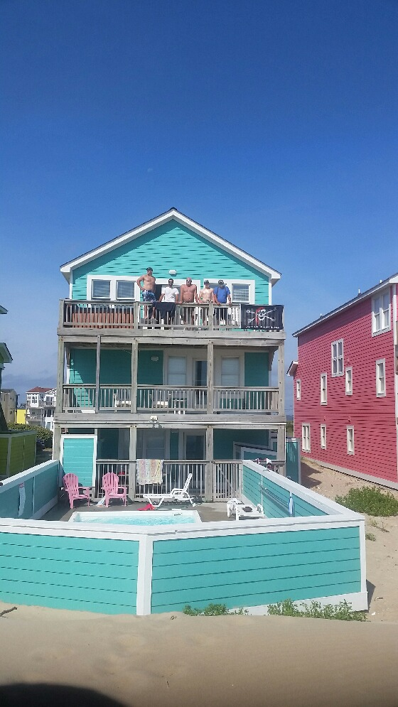 June 2016 Stay - NH05 - Caribbean Flats, Beth Hargett