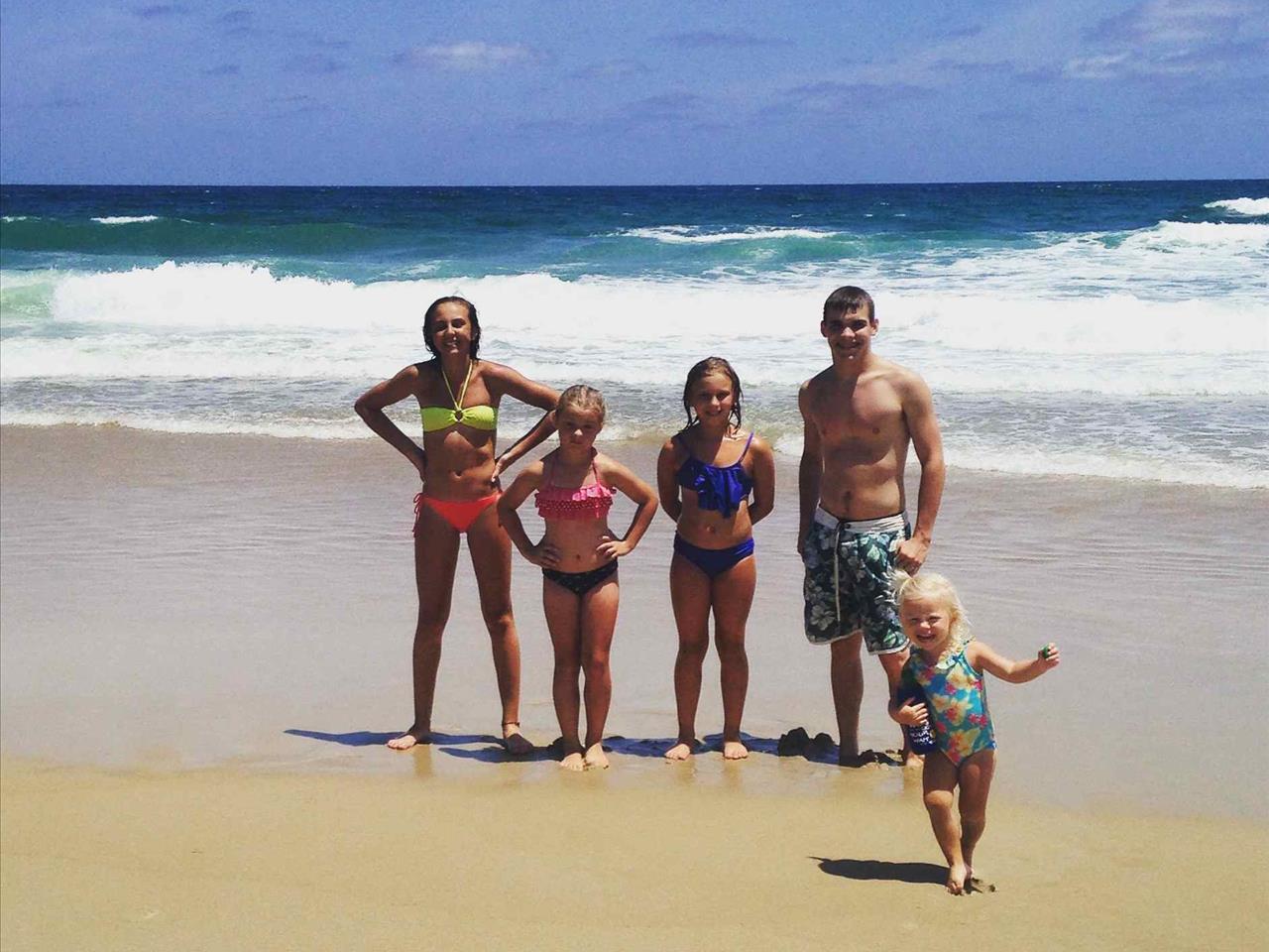 July 2015 Stay - SS42 - Sea Dreamer, Irene Luck