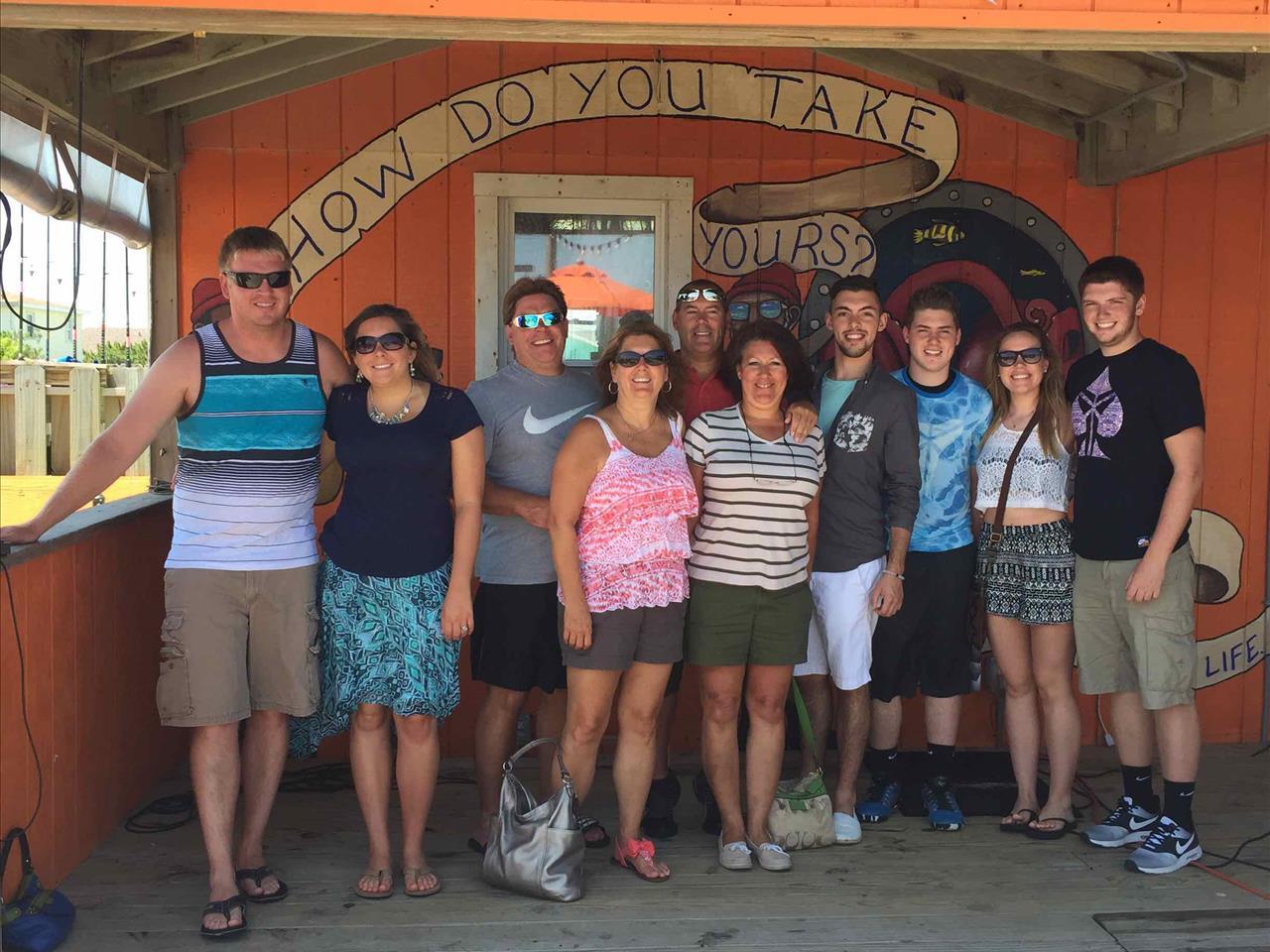 July 2015 Stay - SN37 - 4 Shore, Dale Feldhaus