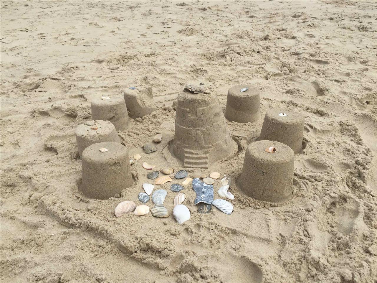 August 2015 Stay - SS58 - Seaside 58, Laurie Best