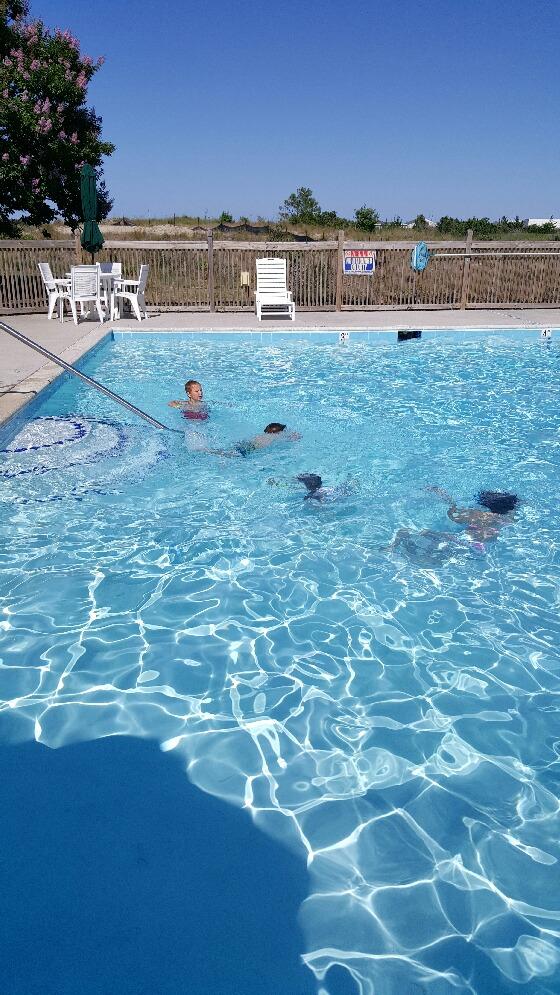 June 2016 Stay - WR5D - Windswept Ridge Villa 5D, Donna Sabins