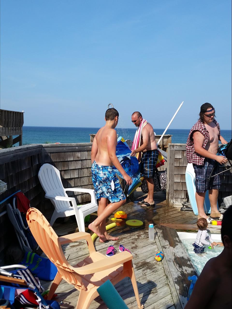 July 2015 Stay - JR05 - Summer Sands, Terry Schalnat